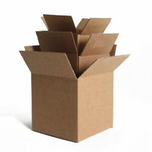 Single Wall Postal Packing Cardboard Boxes *Multi Listing*