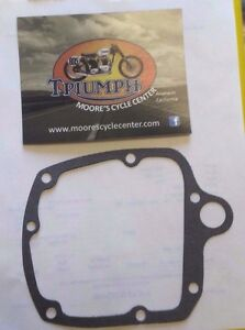 Triumph Unit 650 and 750 Inner Gearbox Gasket
