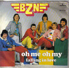 BZN-Oh Me Oh My vinyl single
