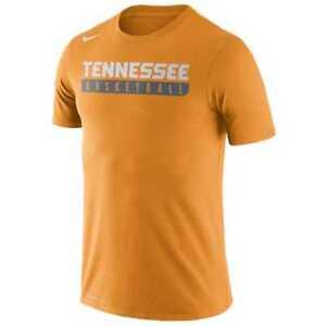 Tennessee-Volunteers-Basketball-Nike-Men-039-s-DRI-FIT-T-Shirt-XXL-XL-Large-NWT