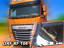 HEKO Tinted Vent Déflecteurs Set 2 PIECES DAF XF 106 2-portes 2013-Onwards