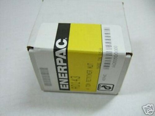 Enerpac AD143 4 Ton Retainer Nut NIB Made in USA AD-143