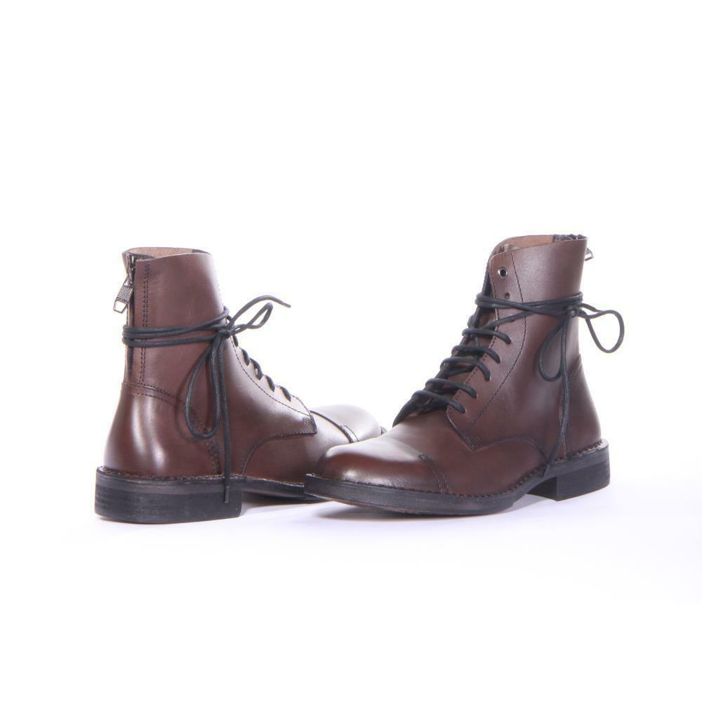 Diesel shoes D-Pit Bottes men brown Neuf