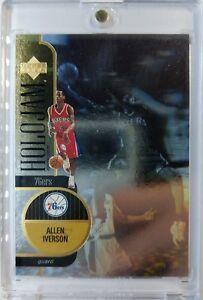 1997-97-98-Upper-Deck-Holojam-Holoview-Allen-Iverson-5-Wal-Mart-Exclusive