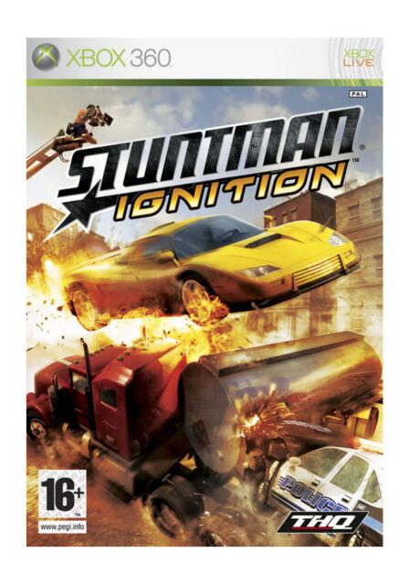 Stuntman: Ignition (Microsoft Xbox 360, 2007) - European Version