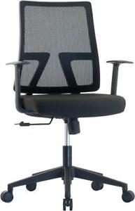 MotionGrey Stylish Ergonomic Breathable Mesh Office Chair, Comfortable Computer Desk with Adjustable Head & Armrest Canada Preview