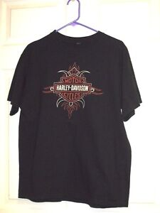 Harley Davidson Motorcycle Harley Haven Columbia Sc Black Graphic T