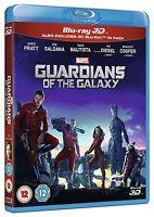 Guardians Of The Galaxy 3d + 2d Blu-ray Brand Free Ship
