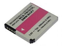 Digital Camera Battery For Panasonic Lumix Dmc-s3 Dmc-ft20 Dmc-sz1 Dmc-sz5