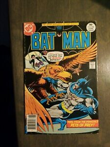 BATMAN-288-D-C-comics-1977-VF