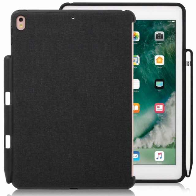 Case With Pen Holder Companion For Ipad Pro 105 Inch Black Charcoal