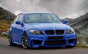 2011 Bmw 328I Xdrive >> BMW E90 1M style Pre LCI front bumper body kit not m3 msport | eBay