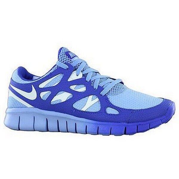 WMNS Nike Free Run 2 EXT Light Blue Sail Hyper Blue 536746-401