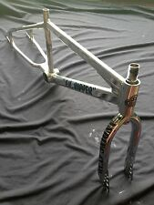 1979 PK RIPPER BMX Frame/Landing Gear Forks PRE-Serial Rare Old school Vintage.