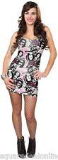 130300 Sex Pistols No Fun Tank Dress Sourpuss Punk Rock 70s British X-Large XL