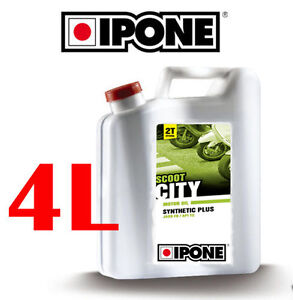 Ipone City 2t 4l Mbk Huile Scoot Scooter Oil Booster OvettoEbay qSpzUMV