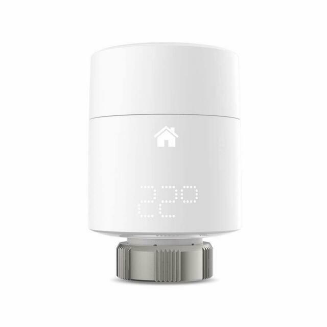 2Yr Garantie TADO Smart Radiateur Thermostat Vertical Mount Montage Ajouter sur Kit