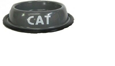 Cat Supplies Inventive Lesser & Pavey Home Sweet Home Grey Cat/kitten Feeding/drinking Bowl Lp21311 Dishes, Feeders & Fountains