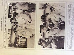 b1G-ephemera-1916-picture-general-gilinski-french-women-munition-workers