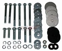Triumph Spitfire 1962-1980 Body Mount Hardware Kit High Quality Made In Uk