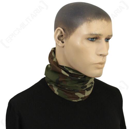 CCE Tarnung Multi Funktion Schal gewickelt Sturmhaube Kopf Band Militär