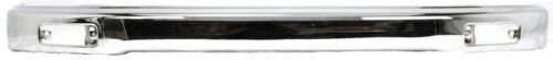 FRONT BUMPER FACE BAR CHROME FINISH FOR 1993 98TOYOTA T100 PICKUP TO1002127
