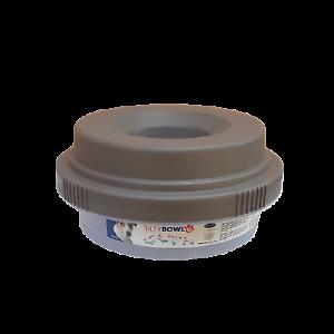Tilty-Bowl-Groesse-XL-crema-Trinknapf-fuer-Hunde-Auslaufsicher