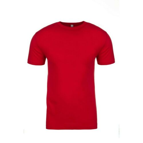 PC3482 Next Level Adults Unisex Suede Feel Crew Neck T-Shirt