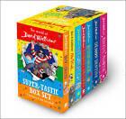 The World of David Walliams: Super-Tastic Box Set by David Walliams (Mixed media product, 2016)
