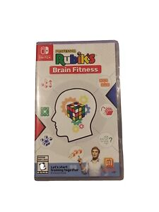 Professor Rubik's Brain Fitness for Nintendo Switch [New Video Game]