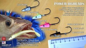 Power-JigHeads-10g-for-sea-fishing-lures-wide-gape-strong-lazer-sharp-4-0-hooks