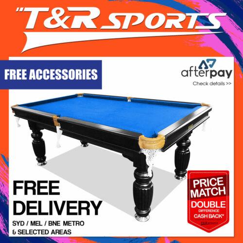 7ft blue luxury pool table