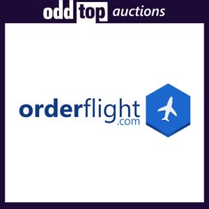 OrderFlight-com-Premium-Domain-Name-For-Sale-Dynadot