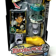 HASBRO Beyblade METAL FUSION ROCK LEONE 145WB BB30 DEFENSE Figure Boy Kid Toy