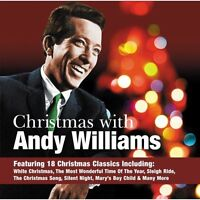 Andy Williams - Christmas With Andy Williams [new Cd] on Sale