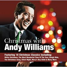 Andy Williams - Christmas with Andy Williams [New CD]