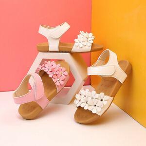 Toddler-Kids-Girls-Children-Baby-Sandals-Floral-Princess-Sandals-Shoes-Beach