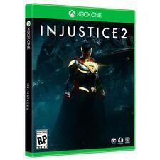 Injustice 2 (Microsoft Xbox One, 2017)
