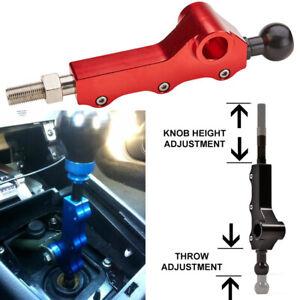 For-2008-2014-Subaru-WRX-Legacy-Outback-Impreza-Adjustable-Short-Throw-Shifter