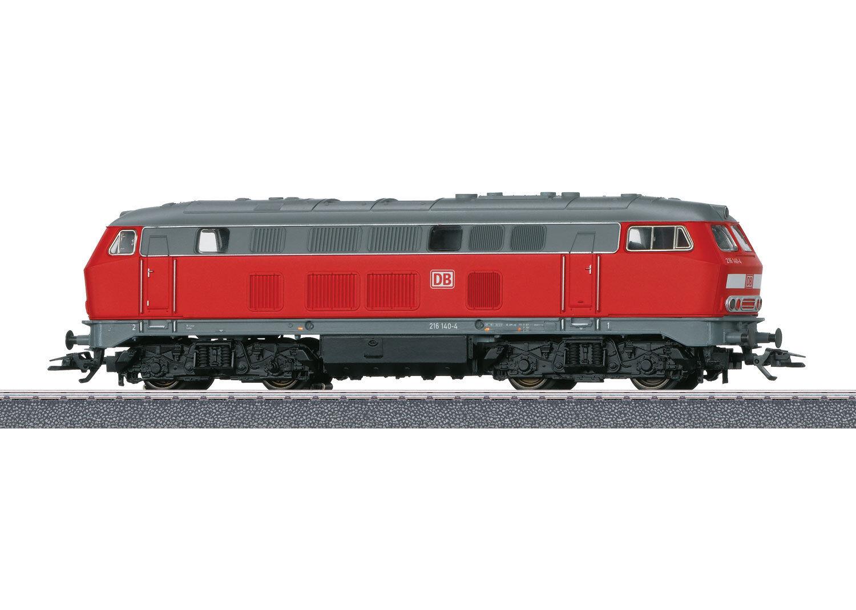 Märklin 36218 DIESEL BR 216 DB AG MFX AC Digital h0