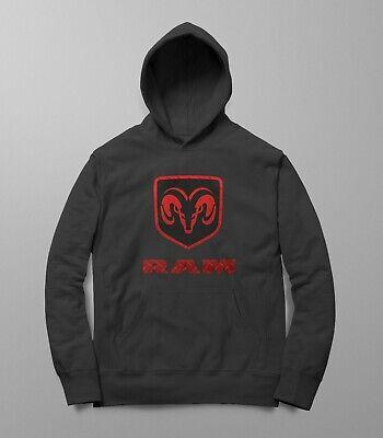 Dodge Ram Hoodie sweatshirt for men ram hemi decal sweater men/'s