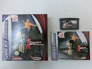 ESPN-X-Games-Skateboarding-fuer-Gameboy-Advance-GBA-in-OVP-komplett