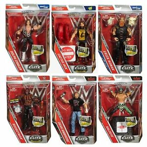 WWE-Elite-Collection-Wrestling-Figure-Current-Series-Flashback-Brand-New
