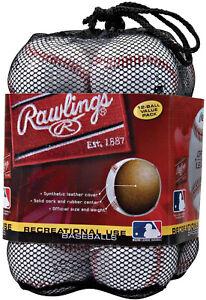 Rawlings-Official-League-Recreational-Use-Baseballs-Bag-Of-12-OLB3BAG12