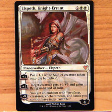 1 x Elspeth, Knight-Errant Modern Event Deck Set Magic The Gathering Card MTG