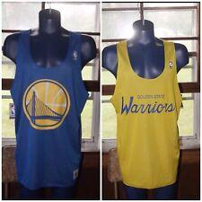 5532697655c8f item 4 NBA Mitchell   Ness NBA Golden State Warriors Reversible Jersey L XL  2XL 3XL -NBA Mitchell   Ness NBA Golden State Warriors Reversible Jersey L  XL ...