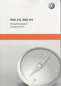 VW-RNS-310-RNS-315-Bedienungsanleitung-2013-Navigationssystem-Radio-Handbuch-RN