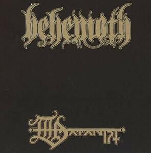 BEHEMOTH-The-Satanist-2014-9-track-CD-album-NEW-SEALED