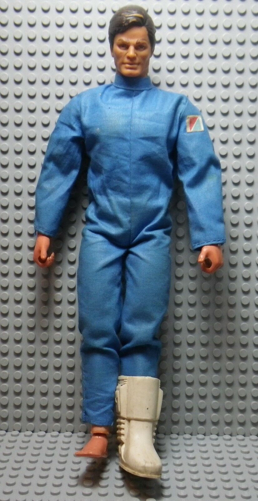 BIG JIM - AIR ACE   Pilote   2242 - Global Command - MADE IN ITALY Mattel 1985