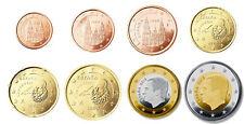 1Cent - 2Euro Kursmünzen 2017 Spanien lose
